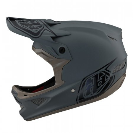 Troy Lee Designs D4 Comp Stealth Gray