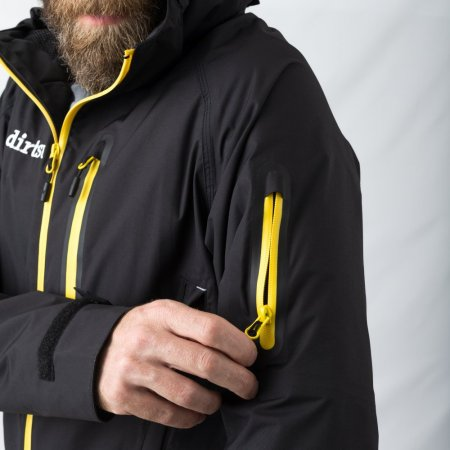 Dirtlej Dirtsuit Pro Edition Black
