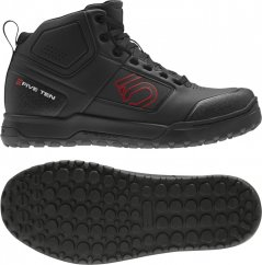 Five Ten Impact Pro Mid Black Red
