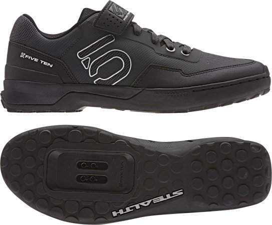 Five Ten Kestrel Carbon Black - Velikost EUR: 46 2/3