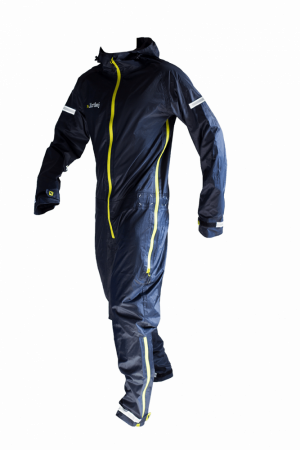 Dirtlej Commutesuit Road Navy Blue - Velikost: M