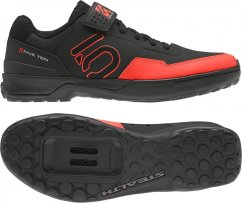 Five Ten Kestrel Black Solar Red