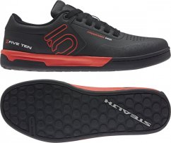 Boty Five Ten Freerider Pro Black Red