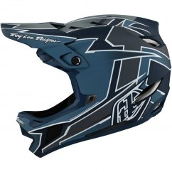 Troy Lee Designs D4 Comp Graph Marine