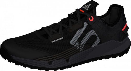 Five Ten Trail Cross LT Black Grey Red - Veľkosť EUR: 38