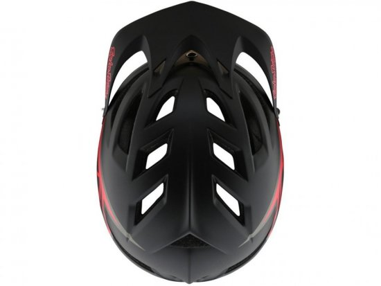 Troy Lee Designs A1 Mips Classic Black/Red - Velikost: M/L