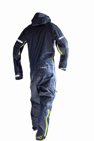 Dirtlej Commutesuit Road Navy Blue - Velikost: XXL