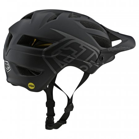 Troy Lee Designs A1 Mips Classic Black